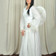 116 Anjel dlhé šaty