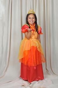 119 Oranžová Barbie