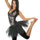 188 Čierna baletka