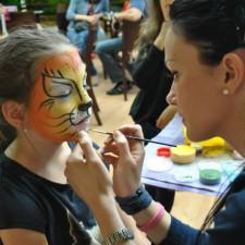 Maľovanie na tvár deti