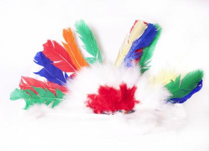 Čelenka indián
