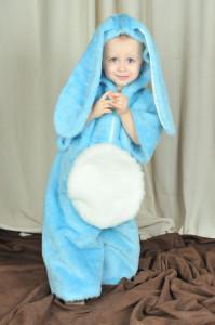 74 Modrý zajačik