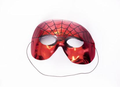 Spiderman škraboška