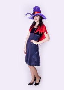 Halloween, čarodejnica