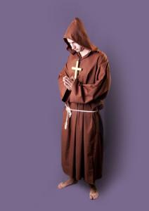 Hnedý Mních