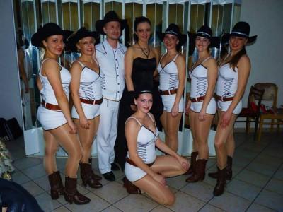 Country tanečníci