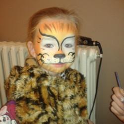 Deti – maľovanie na tvár