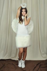 7 Anjel s kožušinkou