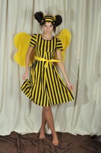80 Včielka