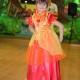 Oranžová Barbie