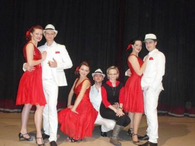 Komplety pre salsa tanečníkov