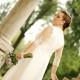 Svadobné šaty s rukávom